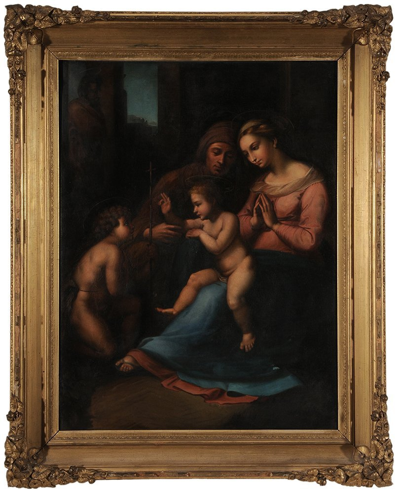 Italian School, after Raphael