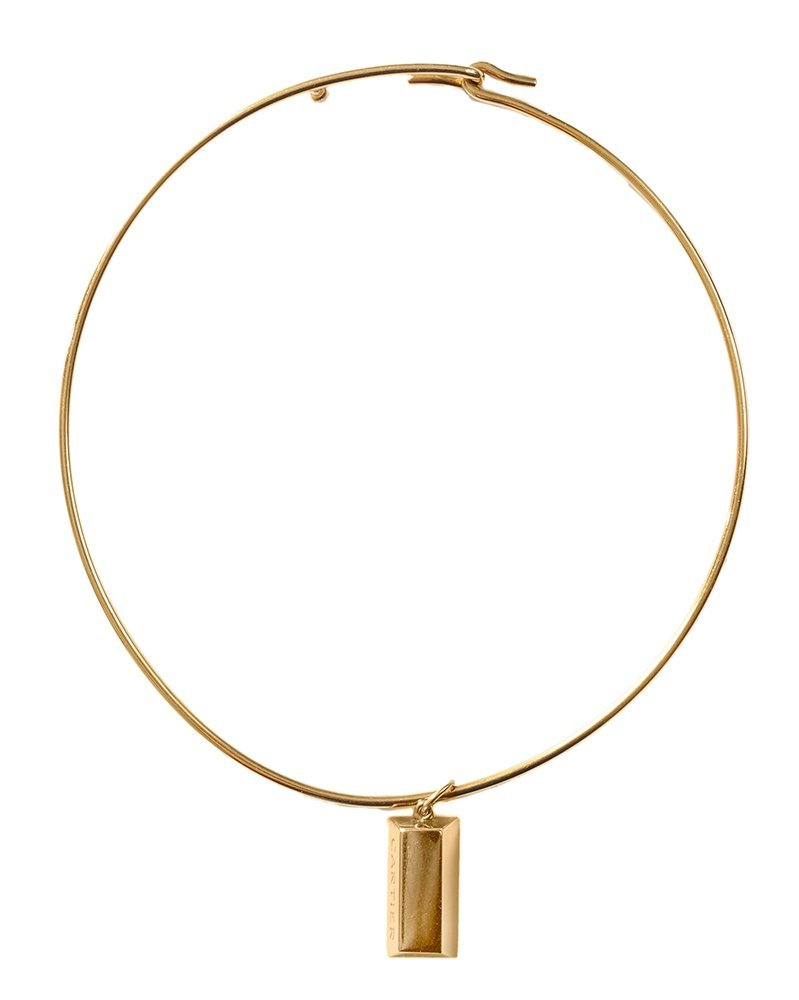 Cartier 18 Kt. Gold Pendant, Necklace