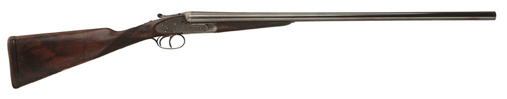 Purdey Best Quality 12-Gauge Shotgun