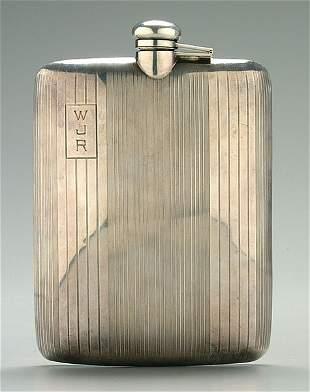 Sterling flask,