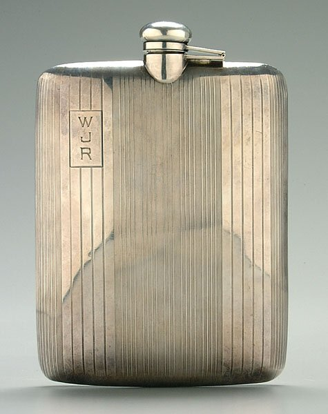 2: Sterling flask,