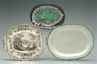 Three platters