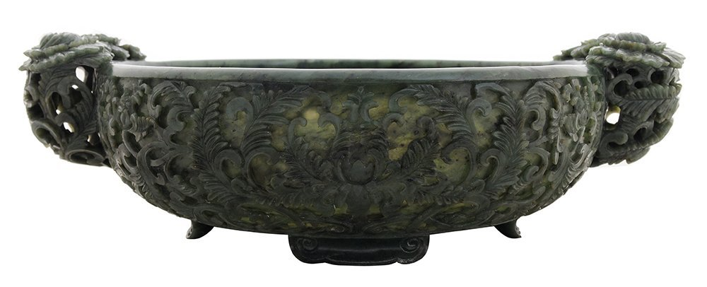 Important Antique Chinese Carved