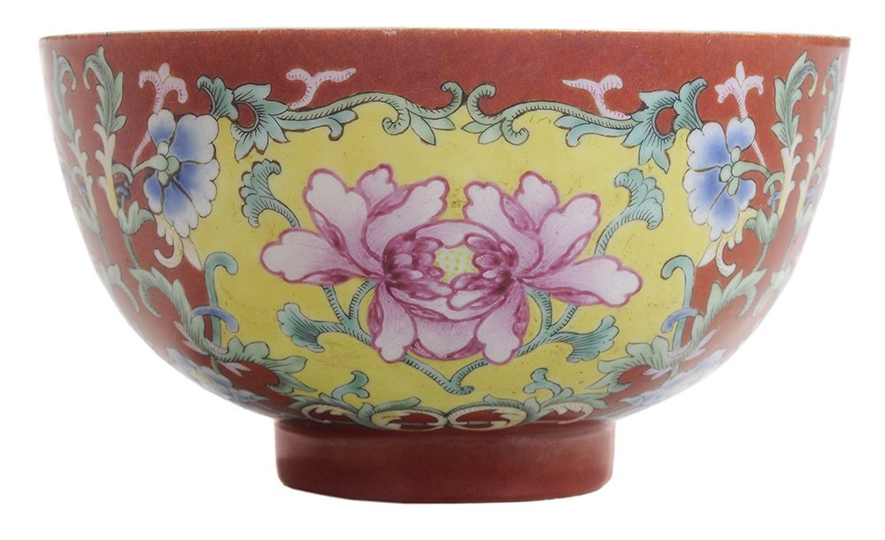 Very Fine Antique Chinese Coral-