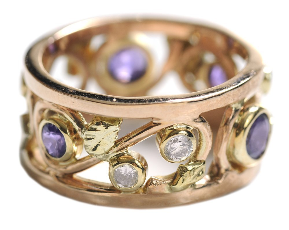 Open Band Ring