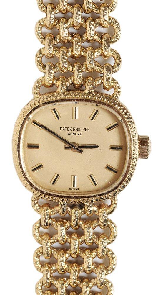 Lady's Patek Philippe 18Kt. Gold Watch