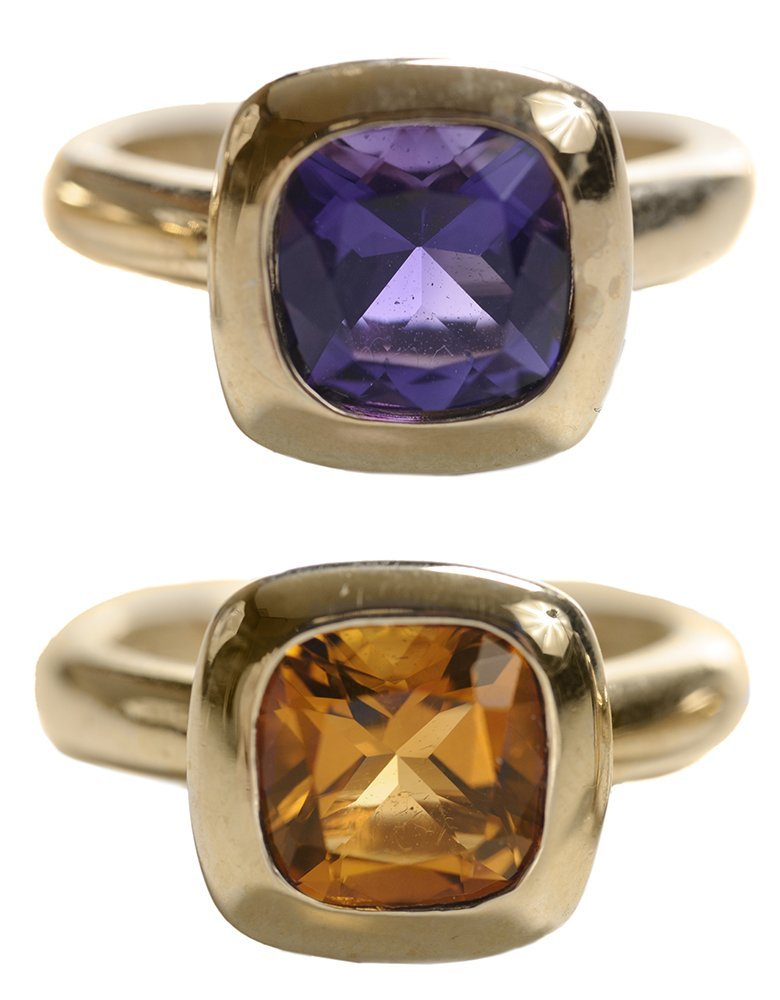 Two Fashion Rings
