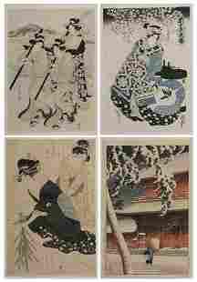 Kitagawa Utamaro, Hawase Hasui