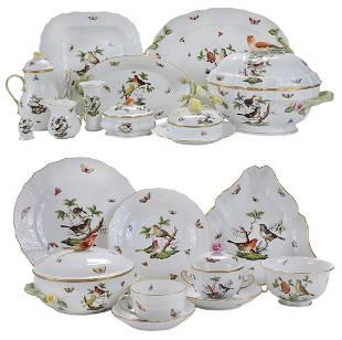 Herend Rothschild Bird Porcelain