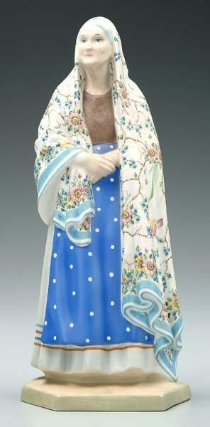 13: Lenci figurine,