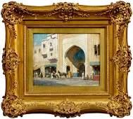 720: Addison Thomas Millar painting,