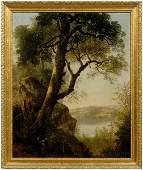 974: 19th century American School painting,