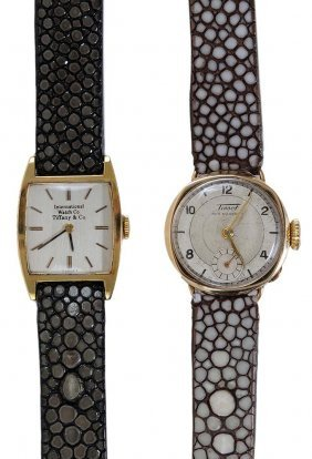 Two Lady's Vintage Wrist Watches