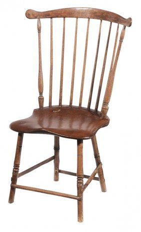 American Windsor Fan-back Side Chair