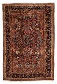 Finely Woven Persian Rug