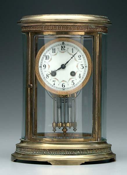 751: Crystal regulator clock,