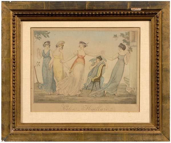 760: 19th century watercolor,