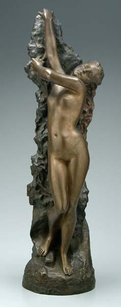 766: Bronze after Pierre Oge,