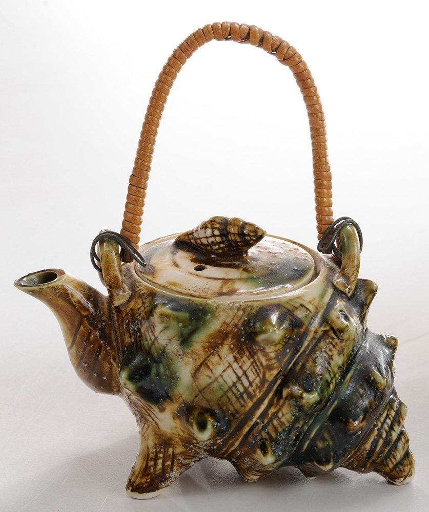 Four Teapots and a Small [Sencha] Tea - 2