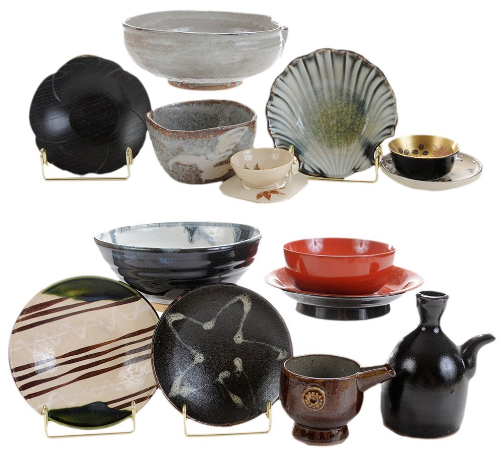 Large Collection of Ceramics and
