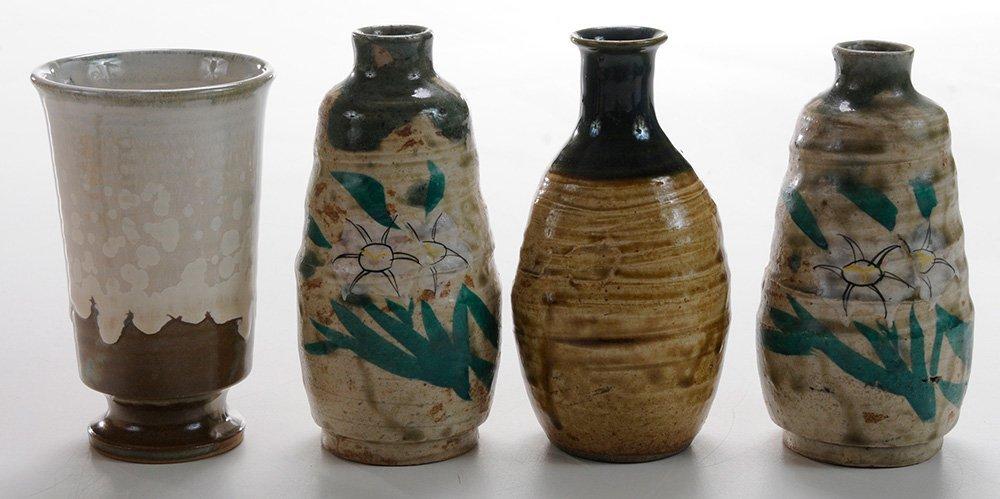 Group Boxed Sake and Food Ceramics - 2