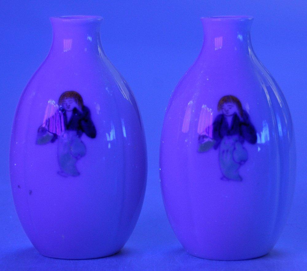 Important Pair of [Kakiemon] Porcelain - 5