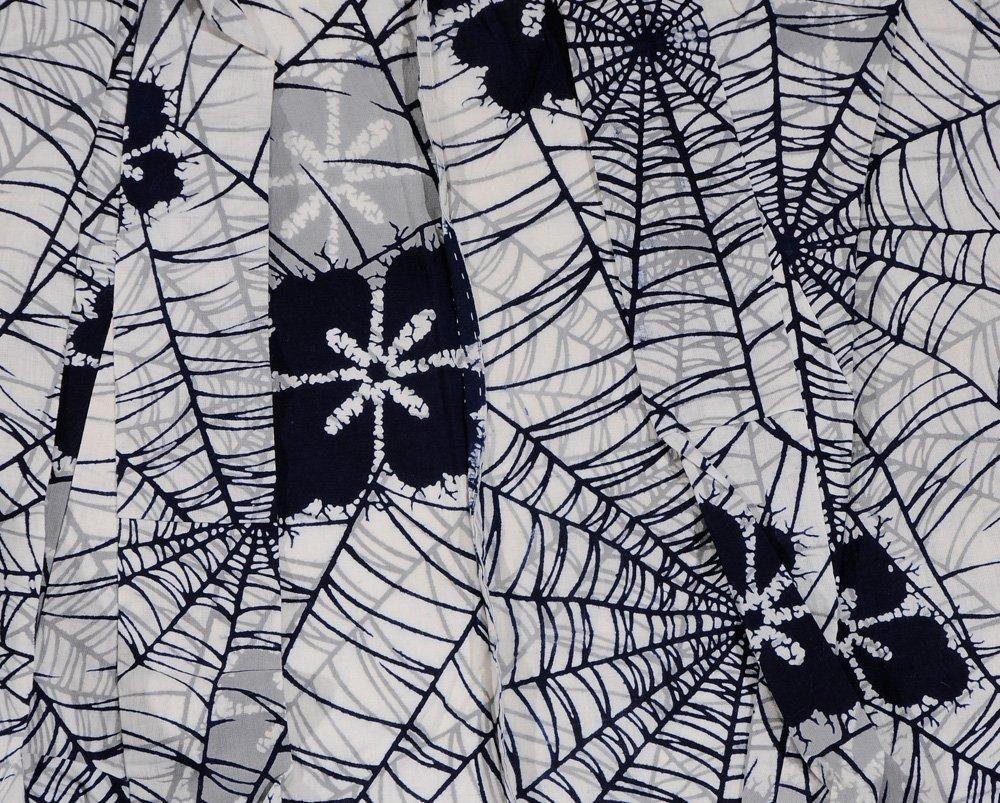 Two Vintage Summer Kimono (Yukata) and - 4