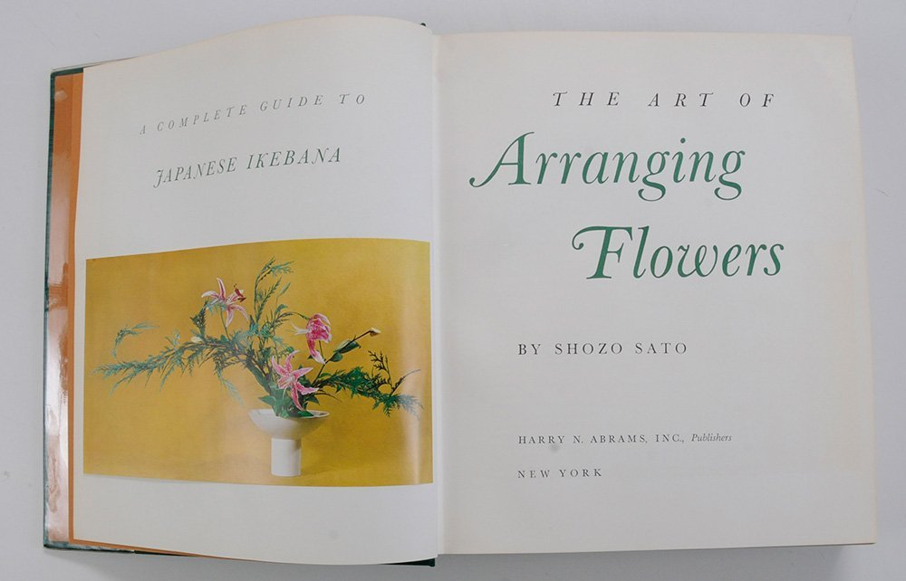 29 Books on Ikebana and Floral - 2