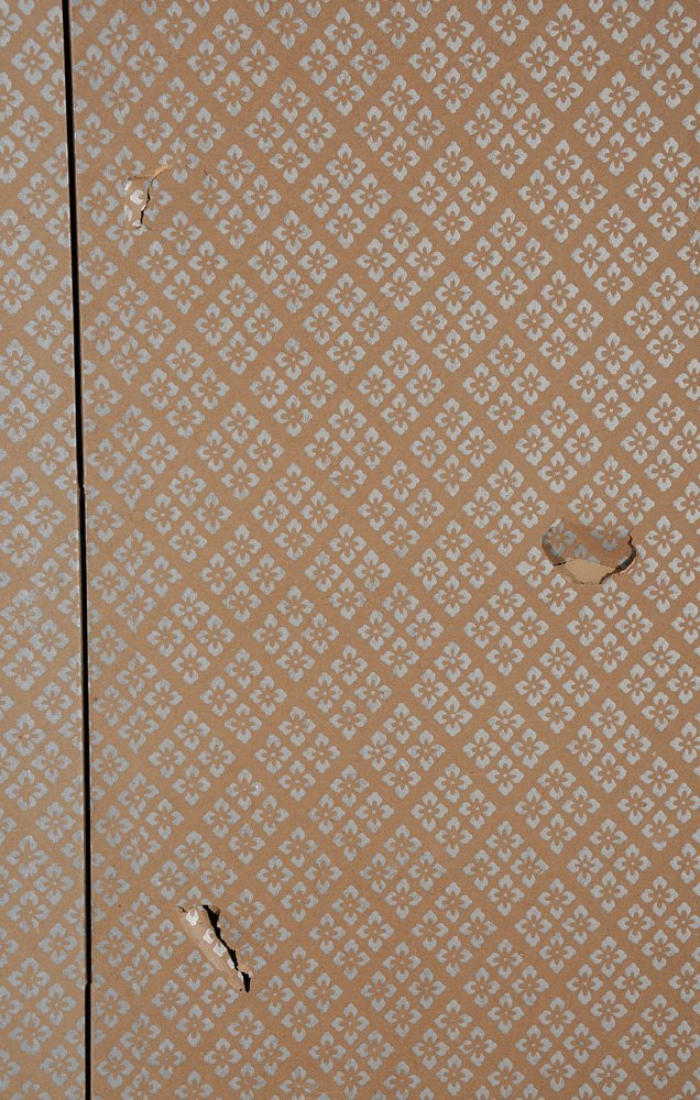 Japanese Four-Panel Table Screen - 6