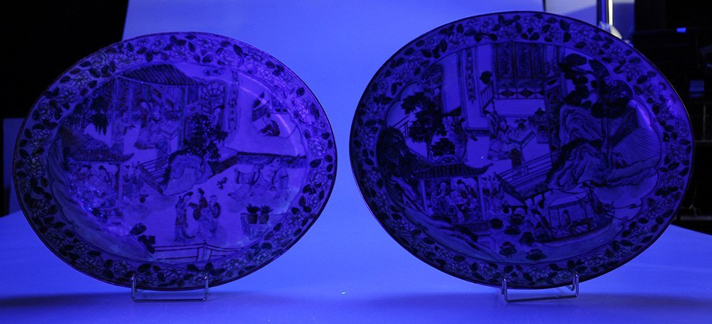 Two Chinese Export Porcelain Famille - 7