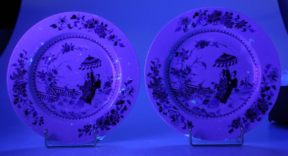 Pair Chinese Export Porcelain - 4