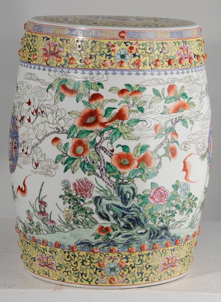 Chinese Famille Rose Porcelain - 3