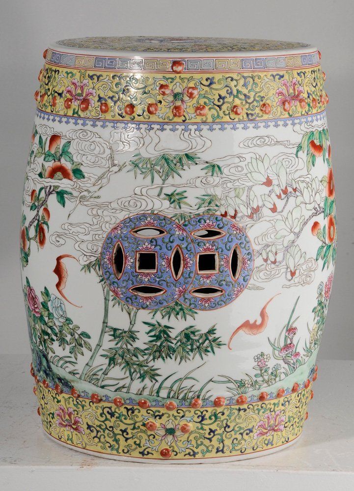 Chinese Famille Rose Porcelain - 4