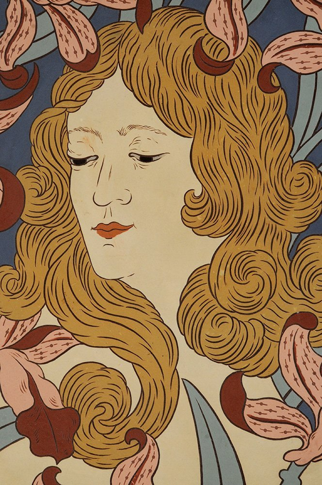 Mettlach/Villeroy & Boch Art Nouveau - 2