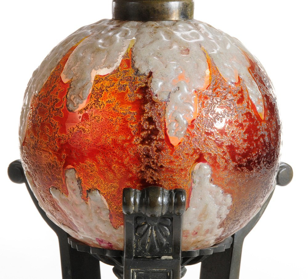 Handel Three-Light Lamp Base - 3