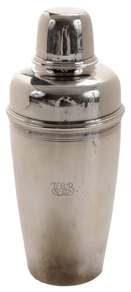 Tiffany Sterling Cocktail Shaker