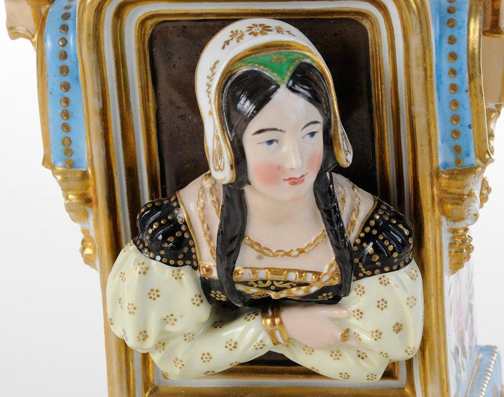 Rare Jacob Petit Porcelain Figural - 2