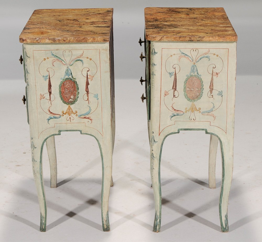 Pair Italian Neoclassical Style - 3