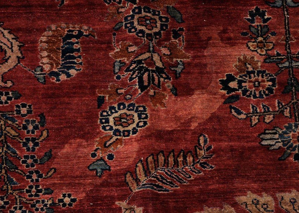 Sarouk Carpet - 3