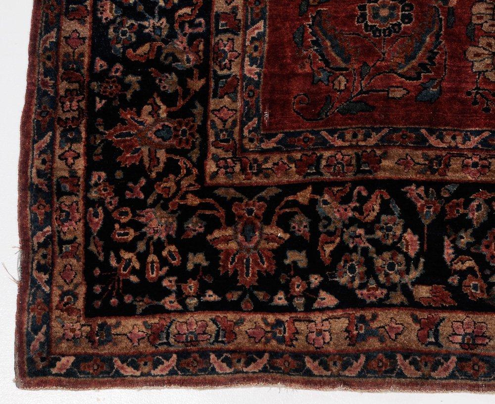 Sarouk Carpet - 4