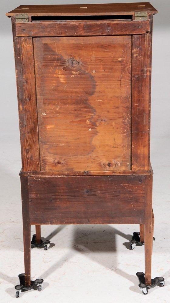 Georgian Mahogany Barrel Organ - 10