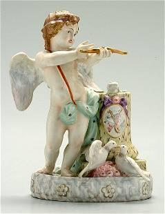 Italian porcelain figurine,
