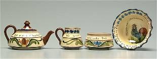 Torquay tea set
