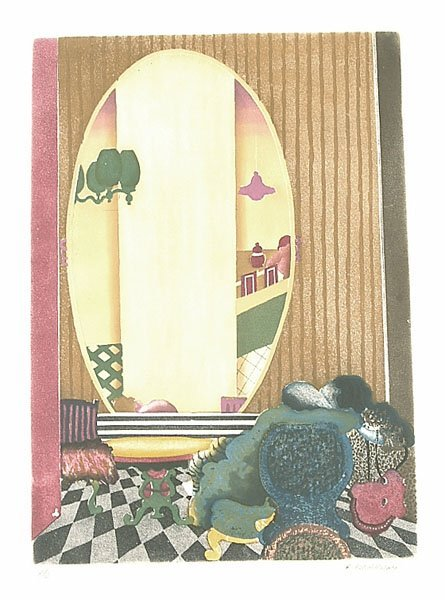 0604B: Print by Elie Abrahami