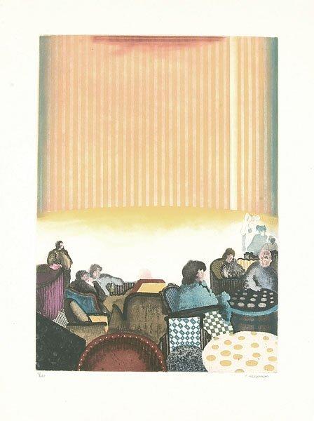 0604D: Print by Elie Abrahami