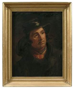 19th century portrait,