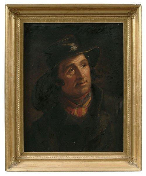 610: 19th century portrait,