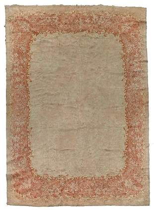 Room size rug,