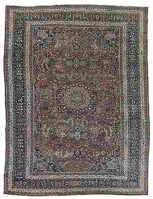 Persian rug,
