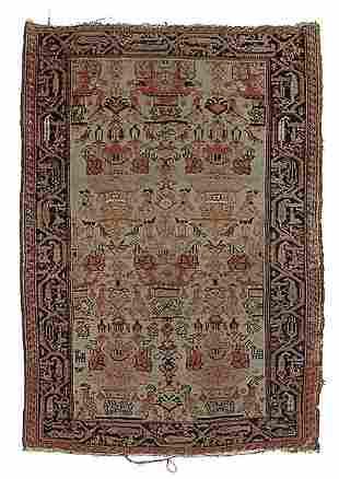 Malayer rug,
